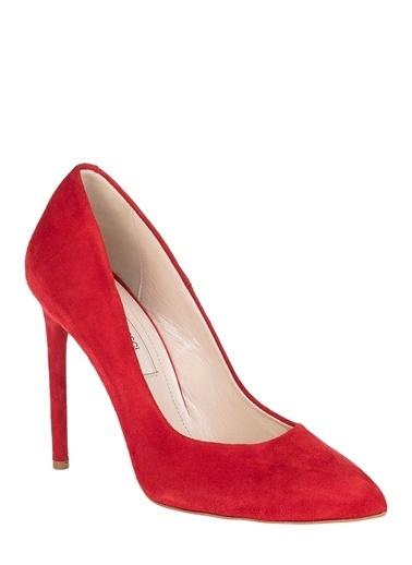 Pier Lucci Topuklu Ayakkabı Kırmızı